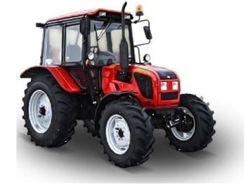 Обзор трактора Беларус-92П