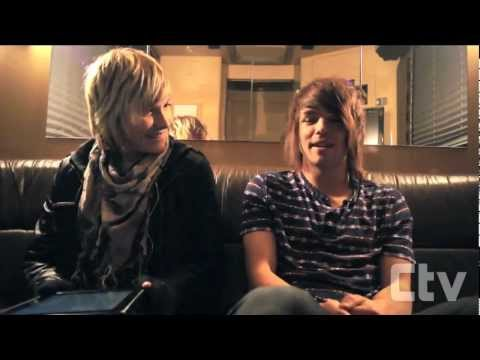 THE READY SET interview #2   Getting sexual...   NEW RECORD?!?