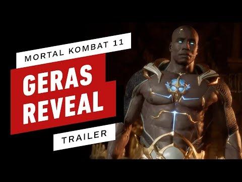 Mortal Kombat 11 - Geras Reveal Trailer thumbnail