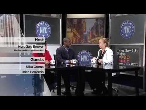 MNN Represent NYC Episode 9: Community Board Service with Manhattan Borough President Gale A. Brewer