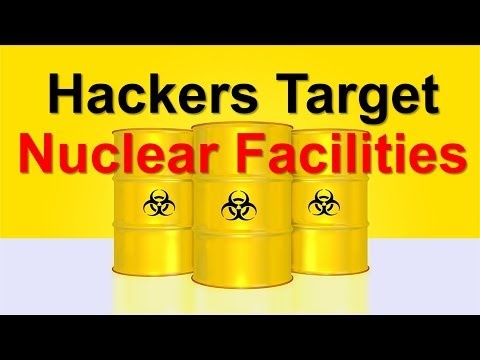 "Hackers attack Nuclear facilities - FBI-DHS ""amber"" alert warns energy industry"