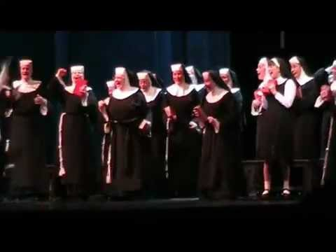 Sister Act The Musical - Raise Your Voice ( London Version )