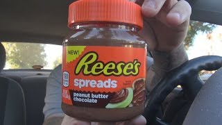 Carbs - Reese's Spreads Peanut Butter Chocolate