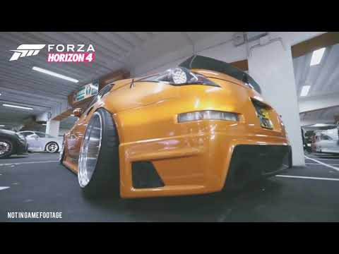 Forza Horizon 4   Japan - Teaser Trailer
