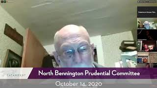North Bennington Prudential Committee // 10/14/20