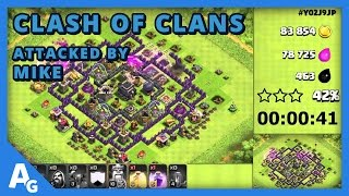 Clash of Clans | Noch so ein 3-Sterne-Möchtegern | HD