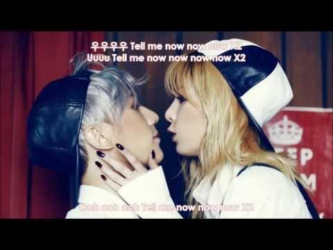 TroubleMaker - Now (There Is No Tomorrow) MV [ENGSUB + Hangul + Romanized Lyrics] HD 720p