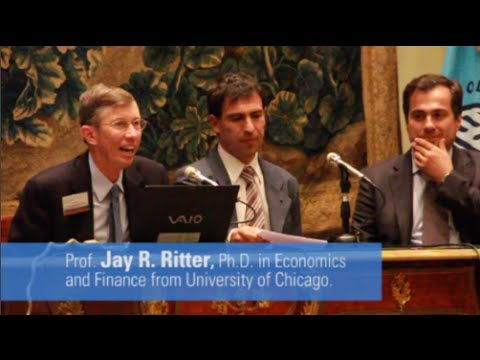 Prof. Jay Ritter  |  World Finance Conference