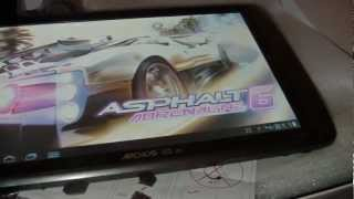 Archos 101 G9 Turbo 1.5 GHz 250GB 1GB RAM Unboxing and Review