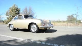1964 Porsche 356C Coupe Gold