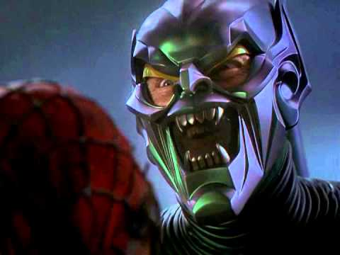 Spiderman Vs Duende Verde Batalla Final Latino 2002 Youtube