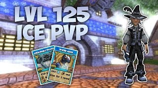 Wizard101 | WEAVER SPAM MADNESS - Lvl 125 Ice Pvp