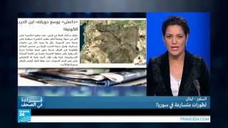 هل يخوض الجيش السوري معركة دمشق بعد تدمر؟