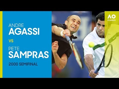 AO Classics: Andre Agassi v Pete Sampras 2000 SF