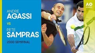 AO Classics: Andre Agassi v Pete Sampras (2000 SF)