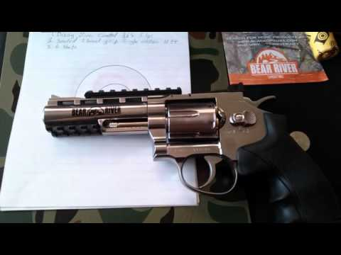 Bear river 4 inch co2 revolver review.