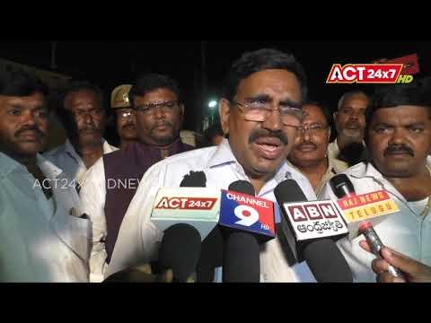 Minister Ponguru Narayana Visited @ Nellore || ACT24X7HDNEWS