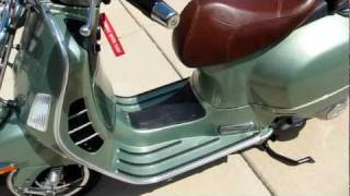USER REVIEW of VESPA GTV 300 *** GTS Differences Outlined In Video Info Below ***