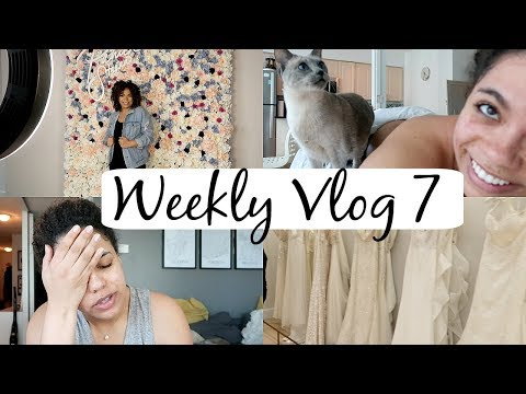 Why I'm Not Going to Serbia, Acne Update, MAC Patrick Starrr Weekly Vlog 7