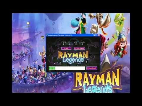 Rayman Legends Full Game & Crack [UPDATED] [December 2013]