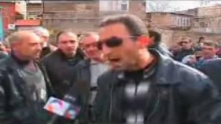 Երեւանի ոստիկանները Գյումրիում
