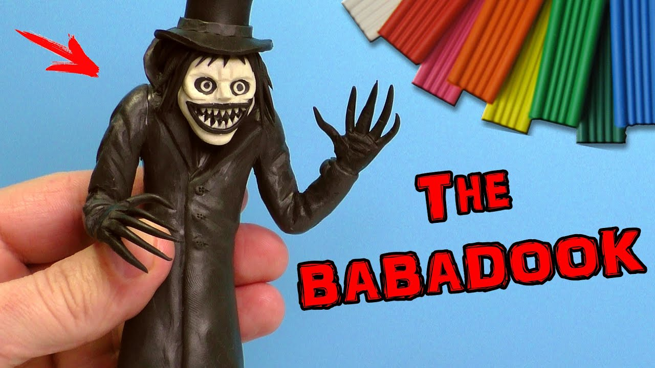 Making THE BABADOOK with Clay
