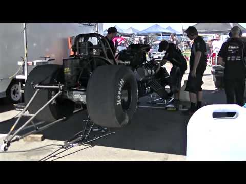 Funny Car Startup