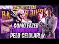 COMO FAZER THUMBNAILS TOPS DE GAMES PELO CELULAR/ANDROID (PS TOUCH)