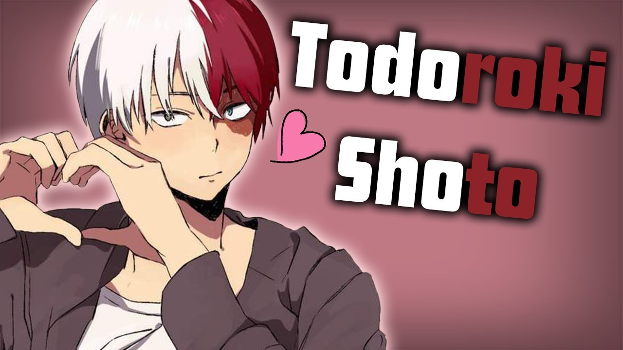 ASMR Todoroki confesses to you! Roleplay
