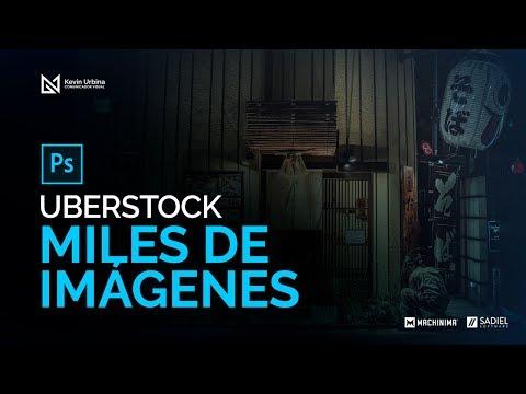 Descarga Miles de Imágenes GRATIS | Uberstock - Plugin para Photoshop CC 2014 - 2015