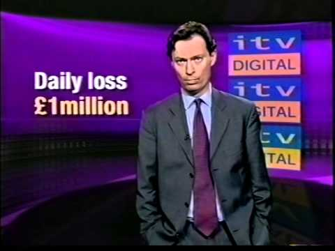 ITV Digital Administration - C4 News 27 March 2002 (partial)