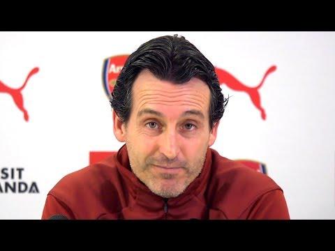 Unai Emery Full Pre-Match Press Conference - Arsenal v Chelsea - Premier League