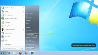 User Notification - Windows 7 - Pro Tools® Optimizing & Troubleshooting