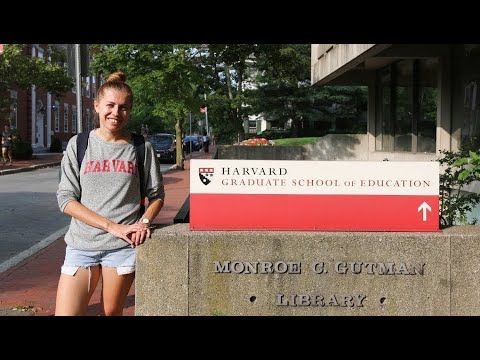 Как я поступила в Гарвард! Harvard, Class Of 2020!