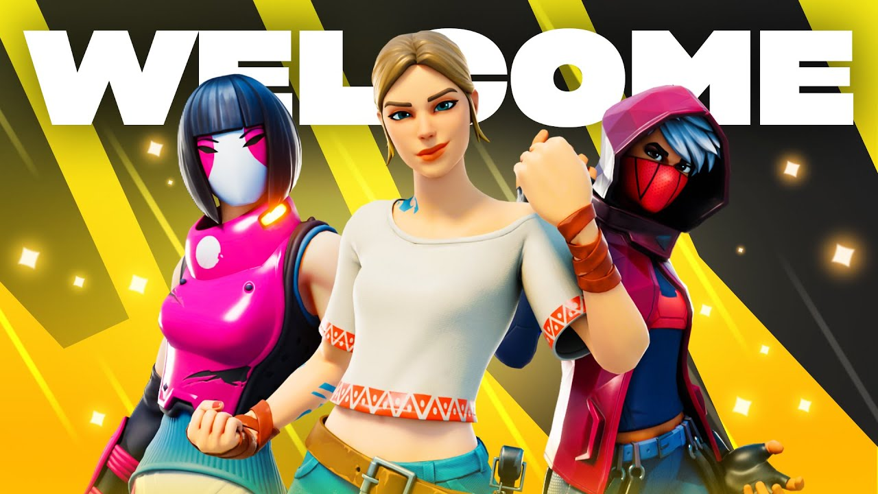 Download Introducing Our *NEW* Fortnite Trio!
