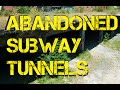 Abandoned Subway Tunnels | Stretch My Legs