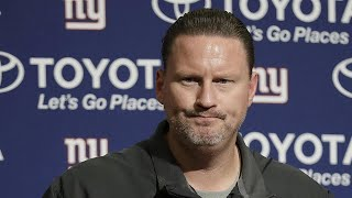 Was Ben McAdoo fired due to losses or Eli Manning's benching?