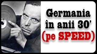 Germania în anii '30 (pe SPEED)