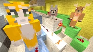 Minecraft Xbox - Redstone Warning! [512]