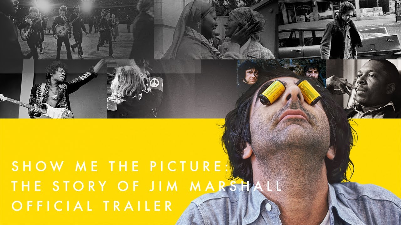 Download Show Me The Picture: The Story of Jim Marshall UK Official Trailer   In Cinemas 31 January