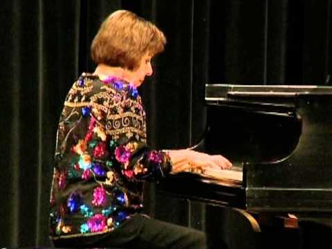 Susan Starr plays Chopin Nocturne No. 13 in C Minor Opus 48 No. 1