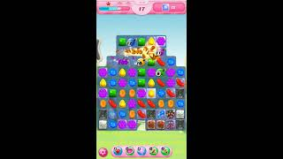 CANDY CRUSH SAGA LEVEL 1444 WITHOUT POWER