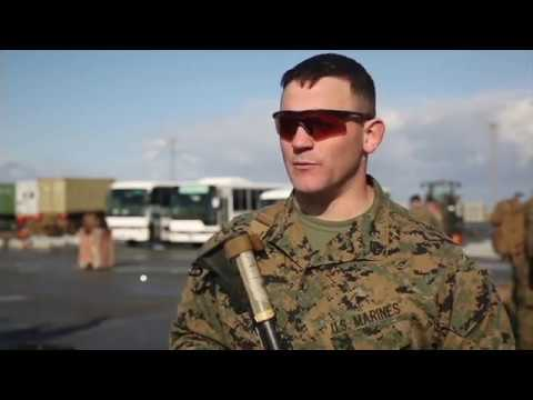 3d Battalion, 8th Marine Regiment Arrive on Okinawa for UDP (Kilo Company Interviews)