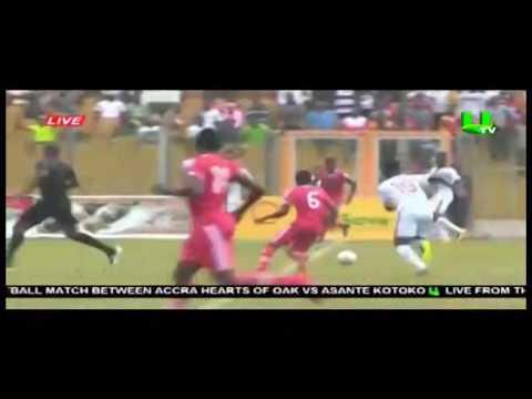 Ghana@60: Hearts of Oak vs Asante Kotoko