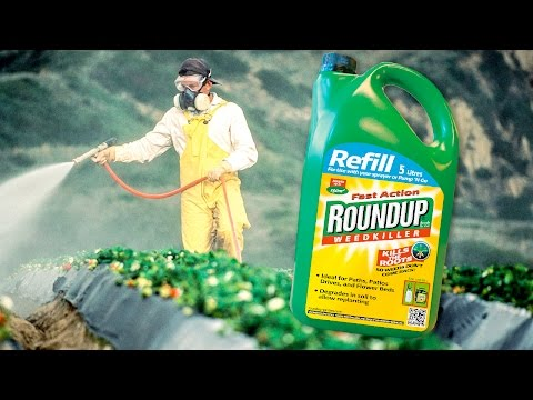 Corporate Media Is Lying to You About The Dangers of Monsanto's Roundup