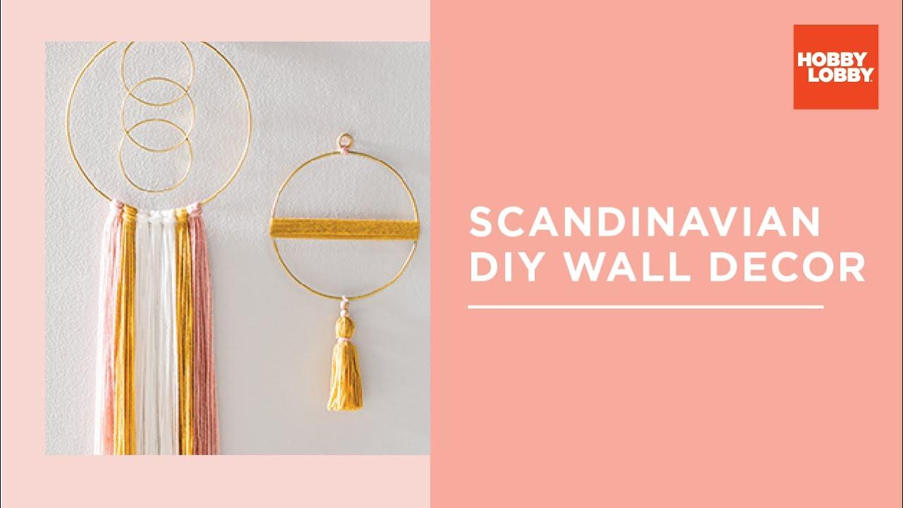 scandinavian diy wall decor hobby lobby