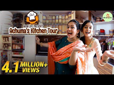 Wow Life Presents Achuma's Kitchen Tour ft. Archana & Zaara #WowLife