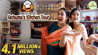 Wow Life Presents Achuma's Kitchen Tour ft. Archana & Zaara #WowLife