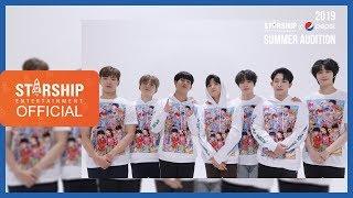 Baixar [응원 영상] 2019 스타쉽x펩시 오디션 with 몬스타엑스