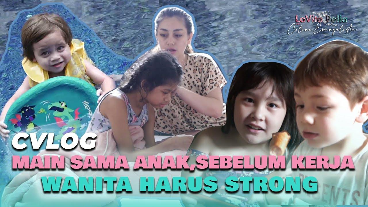 """Download Serunya Main Sama Anak Sebelum Kerja, Kehidupan Wanita Harus """"STRONG"""""""